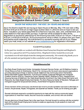 IOSC Newsletter V1-I6-1