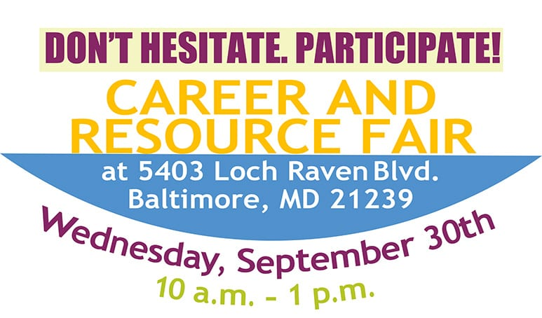 Career and Resource Fair