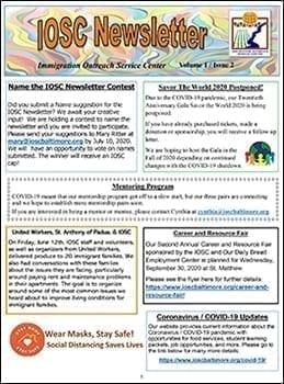 IOSC Newsletter V1-I2-1